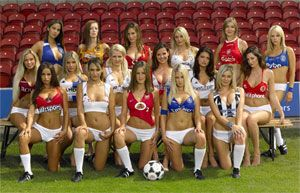 Zoo Magazine - Premier League Girls