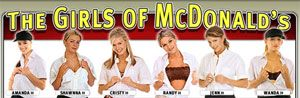The Women of McDonalds in Playboy