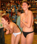 Nude Student Initiation Photos