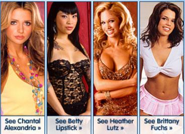The Girls of MySpace