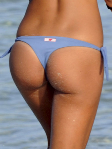 Ass Close Up
