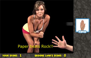 Strip Rock - Paper - Scissors