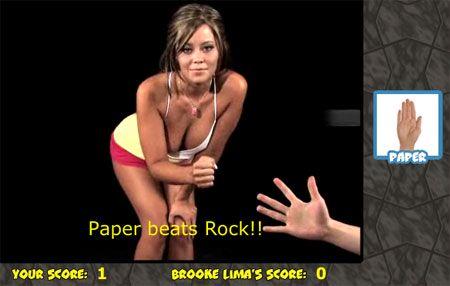 Эротические игры камень ножницы бумага