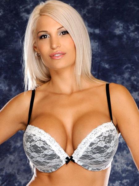 Busty Blonde Bella
