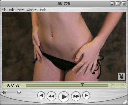 Haley's Bikini Bottoms
