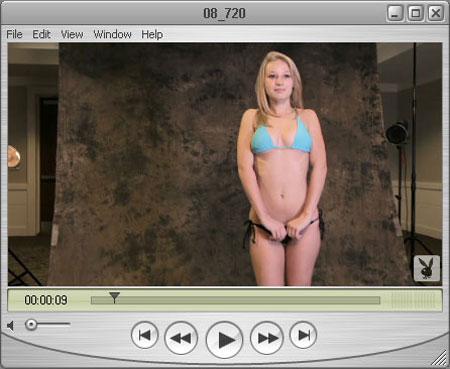 Blonde Haley