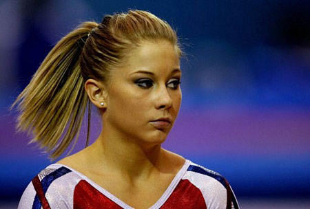 Shawn Johnson - Artistic Gymnast
