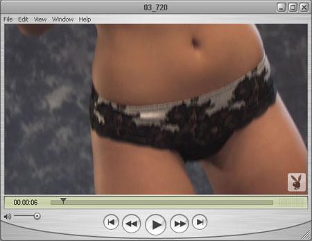 Abigail's Cute Panties