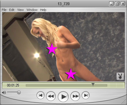 Naked Casting Call - Chloe Showing Off