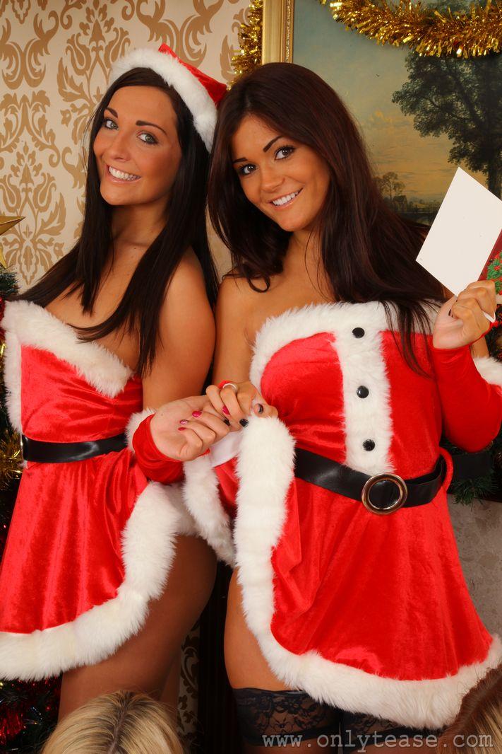 Santa Tease