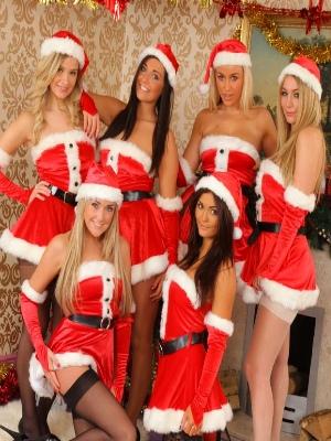Christmas Tease