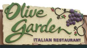 Italian Restaurant - The Olive Garden