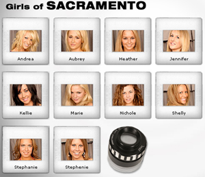 The Girls of Sacramento