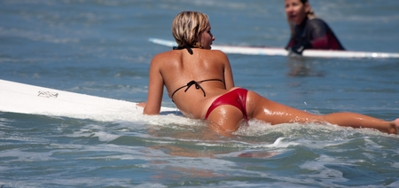 Surfer's Hot Ass