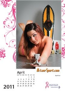 Ladies of Longboarding Calendar