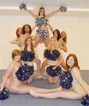 University Coeds get Topless for Charity (and some get Naked)