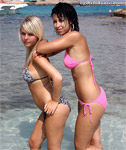 Ami and Estee Pose for UGotItFlauntIt.com
