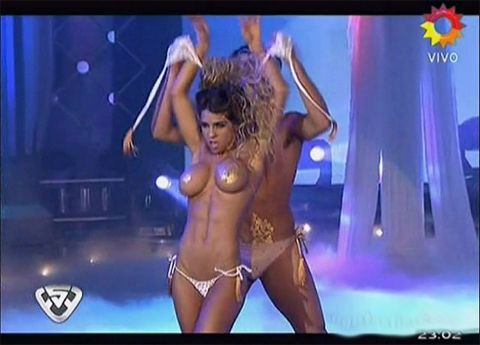 dance show nude