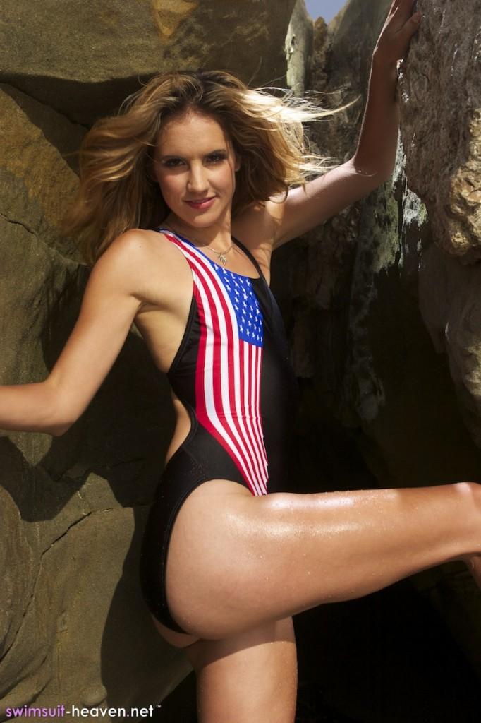 Hot Swimsuit Babe