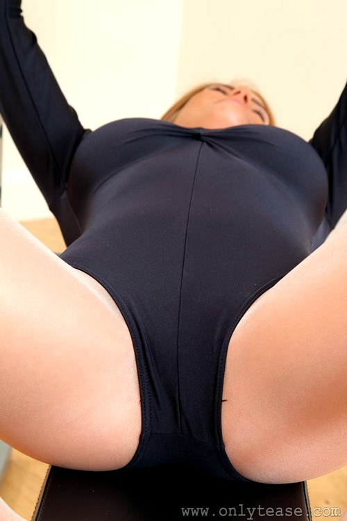 Leotard Close Up
