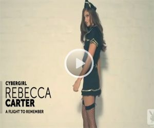 Rebecca Air Hostess