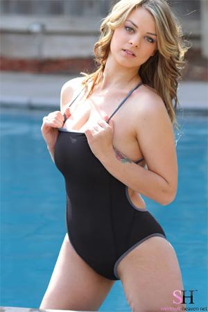 Swimsuit Heaven Girl Nextdoor Jenny