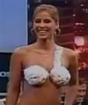 Live TV: Whipped Cream Bra Contest