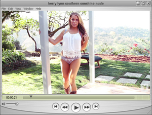 Playboy Amateur Kerry Lynn