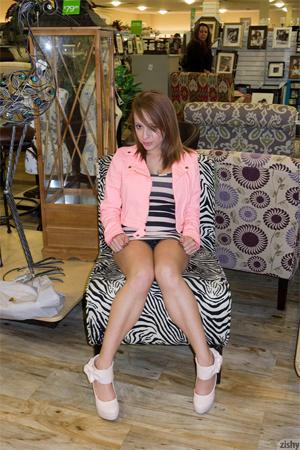 Madison on shopping on Zishy