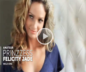 Prinzess Felicity Jade on Playboy
