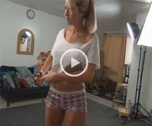 Holly Teasing on WPL Productions