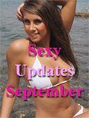 Sexy Updates Sept 2013