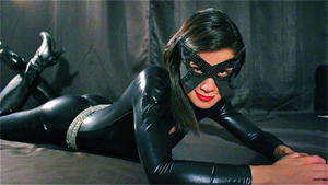 Catwoman Betty