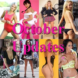 Sexy October 2014 Updates