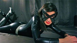 Catwoman Betty