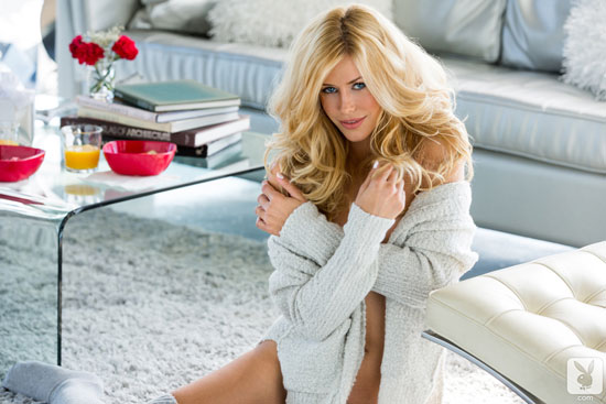 Kennedy Summers is Miss December for Playboy
