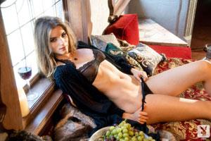 Playboy Playmate Roos Van Montford