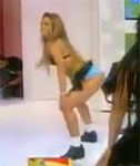Dancing Flyskirt Fun from Brazil (Hot Asses)