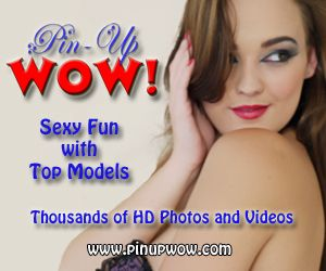 Pinup WOW Official Banner