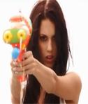 Italian Beauty Carmen Vantini on Playboy Plus