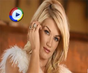 Nikki du Plessis Poses on Playboy Plus