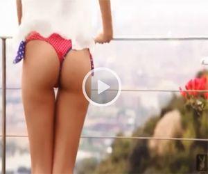 Carmen Vantini on Playboy Plus in her Bikini