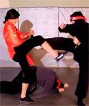 Sexy Ninjas – NINJAS episode 3: Ninja Namaste