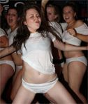 Real Girls Gone Bad – Drunk UK Girls Party on Stage