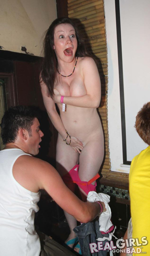 Real Girl Naked and Embarrassed - ENF