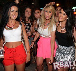 Real Girls Gone Bad Bar Crawl