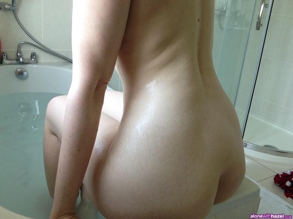 Closeup Nude of AloneWithHazel