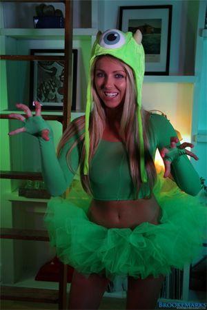 Brooke Marks Halloween - Trick or Treat