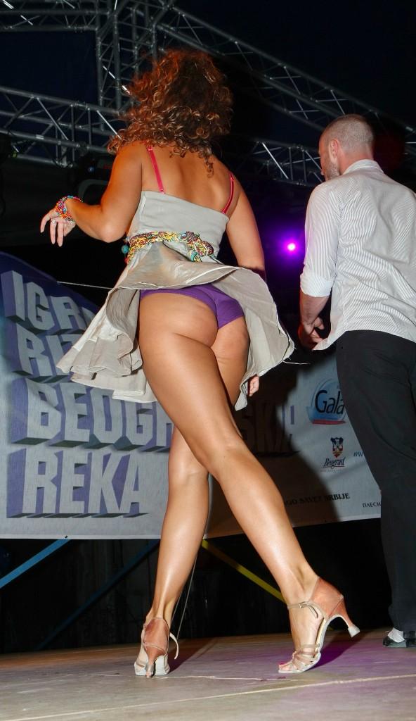 Upskirt Dance 107