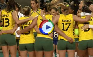 Brazilian Volleyball Girls